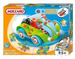 Машинка детского конструктора Meccano