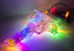 Поделки из детского конструктор Лазер Пегс